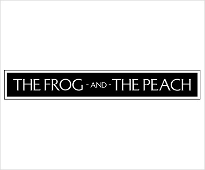 The Frog And The Peach